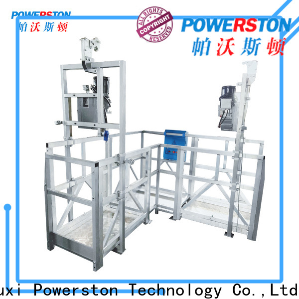 Powerston high-quality hanging scaffolding design company for high-rise building