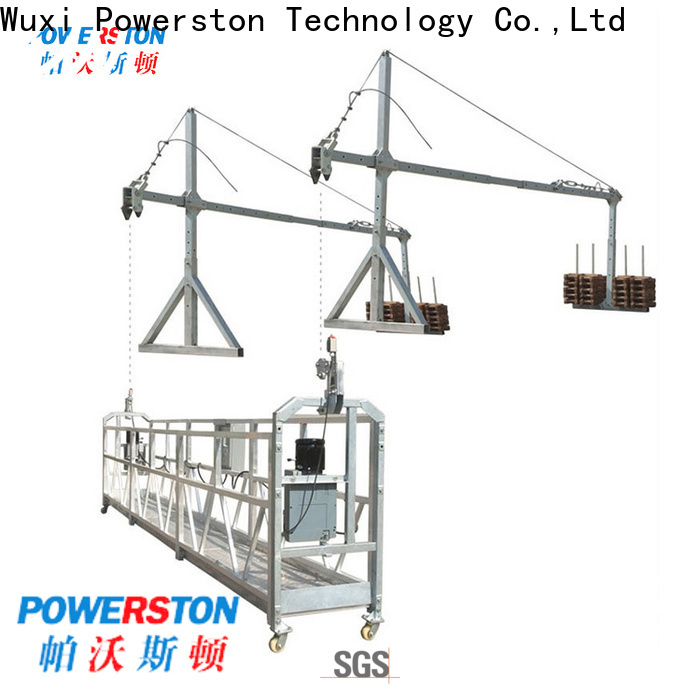 Powerston wholesale roof work platform suppliers for chimney construction