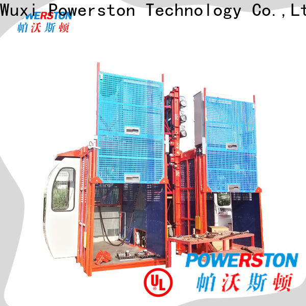 latest construction hoist for sale rise company for chimney construction