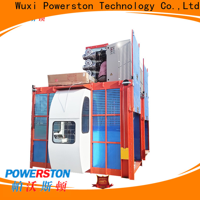 Powerston wholesale 1 man lift manufacturers for bridge construction