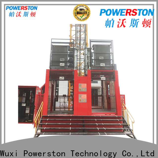 Powerston cargo boom hoist company for bridge construction