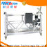 high-quality suspended platform for sale crane company for chimney construction