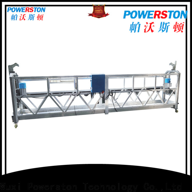 Powerston construction stage scaffolding supply for construction inspection and maintenance
