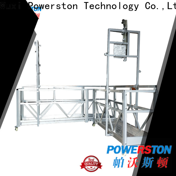 wholesale roof work platform zlp1000 factory for window cleaning