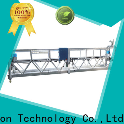 Powerston new suspended platform hoist factory for window cleaning