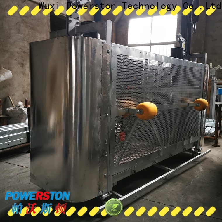 Powerston custom building maintenance unit price supply for window cleaning