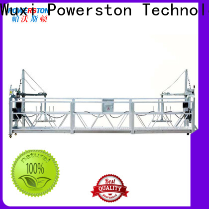 Powerston custom suspended scaffolding training for business for bridge construction