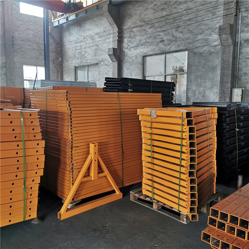 20 Sets powered lifting cradles deliver to Russia