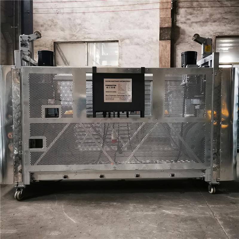 Display of  Whole Set Building Maintenance Platform