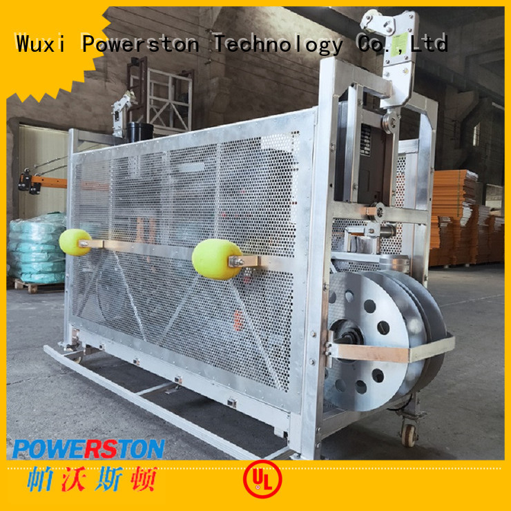 high-quality window washing basket scaffold for window cleaning