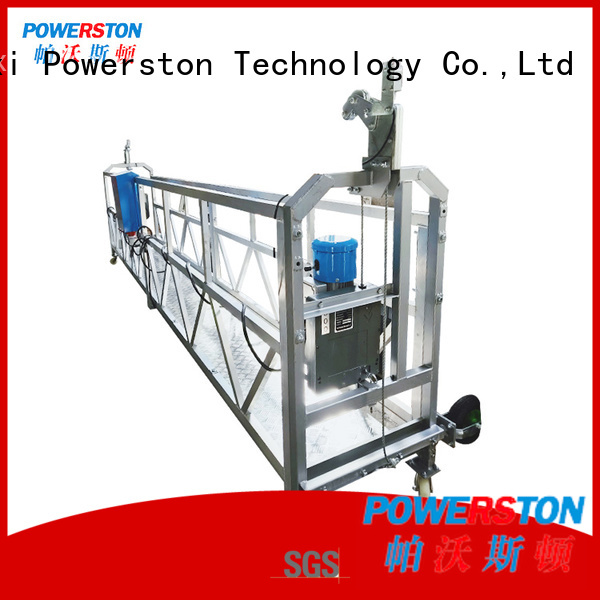 custom mobile work platform working manufacturers for window cleaning
