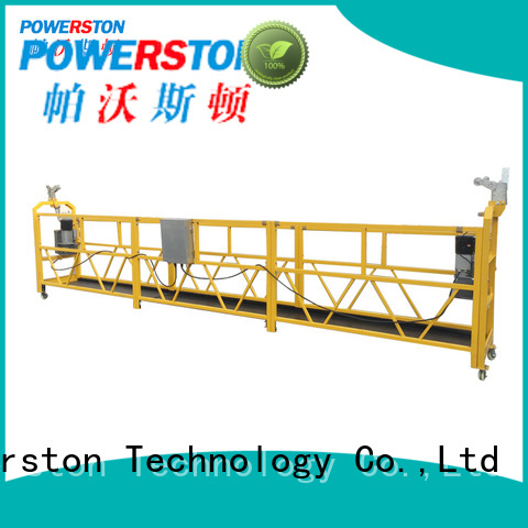 new suspended platform manufacturers working suppliers for construction inspection and maintenance
