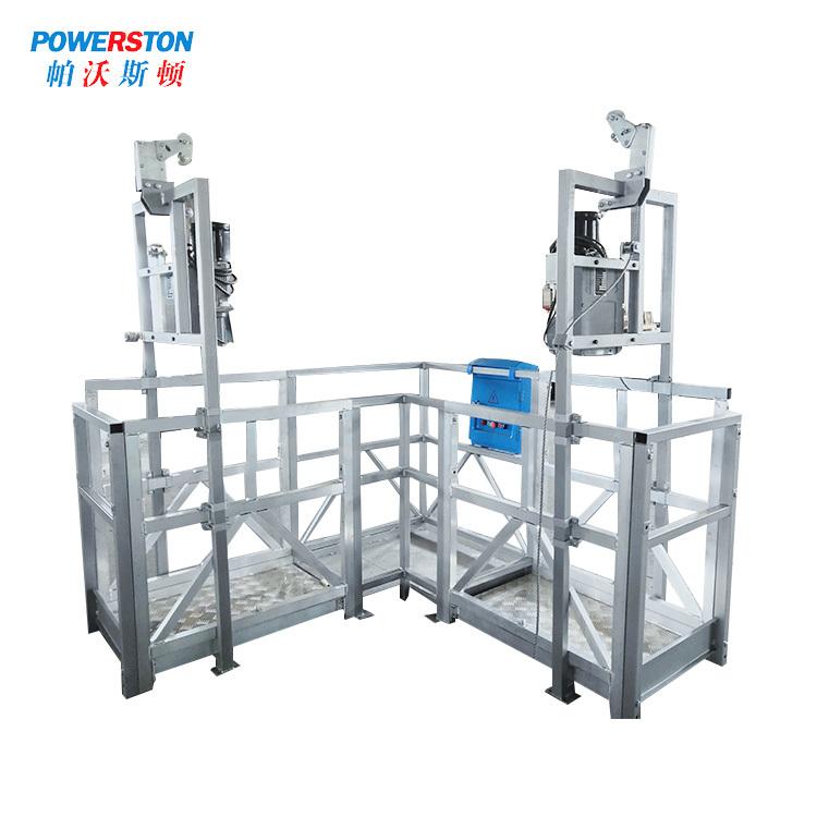 Hot Galvanized Working Platform ZLP1000