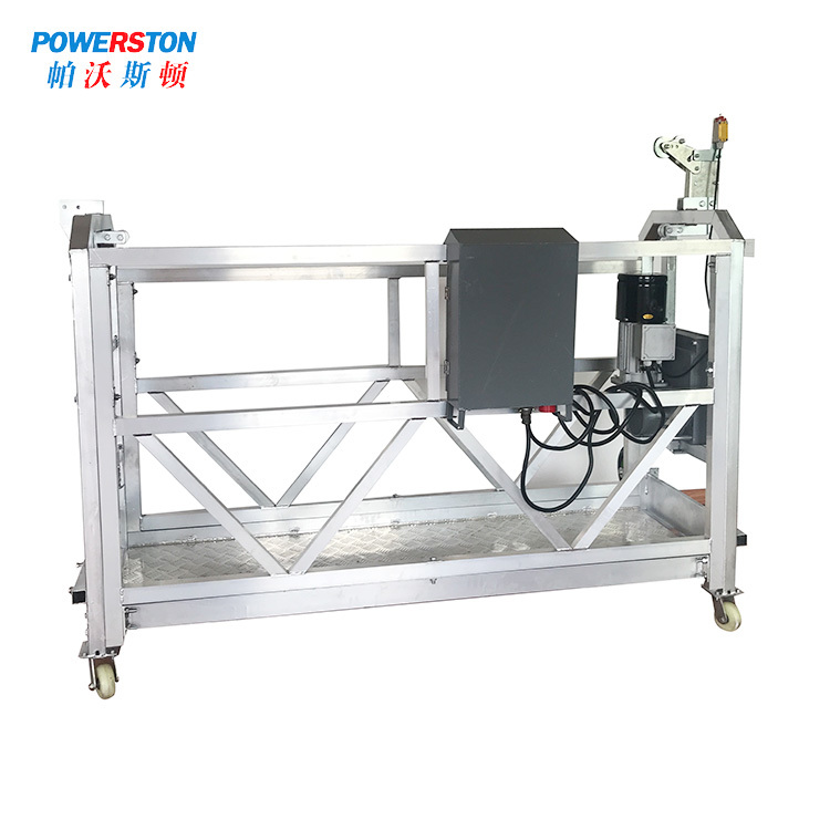 ZLP Series Electric Hoist Platform