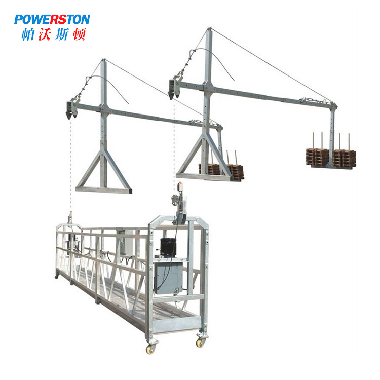Powerston latest scaffold uprights manufacturers for high-rise building-2