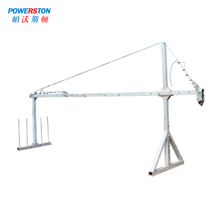 Powerston latest scaffold uprights manufacturers for high-rise building-1