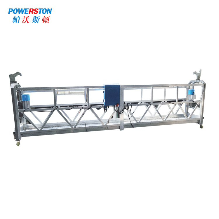 Electric Hoist Suspended Platform