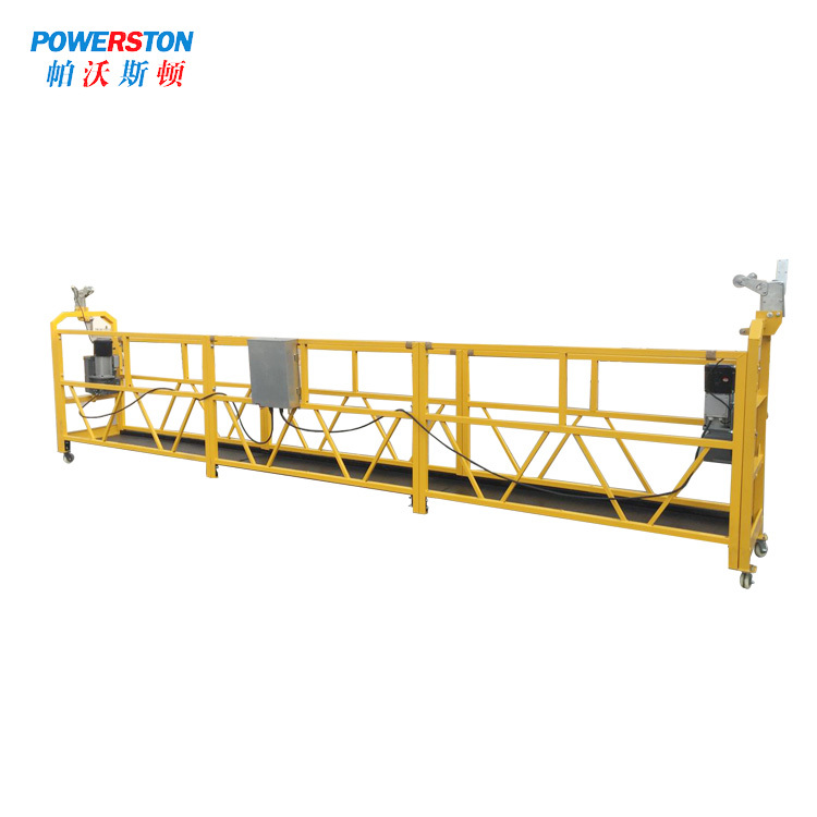 Bridge Maintenance Platform ZLP630