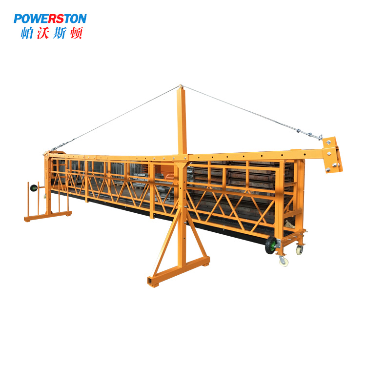 Powerston electric plastering platform suppliers for construction inspection and maintenance-1