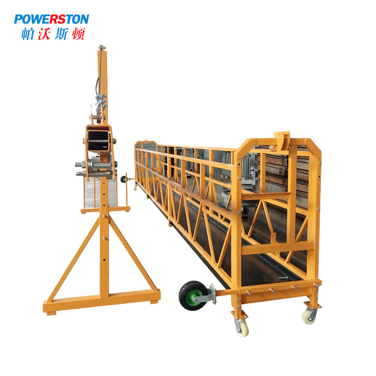 Powerston electric plastering platform suppliers for construction inspection and maintenance-2