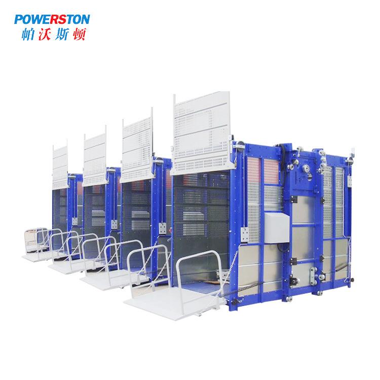 Building Hoist Material Lift