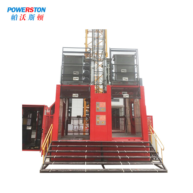 Electric Construction Lift Building Hoist