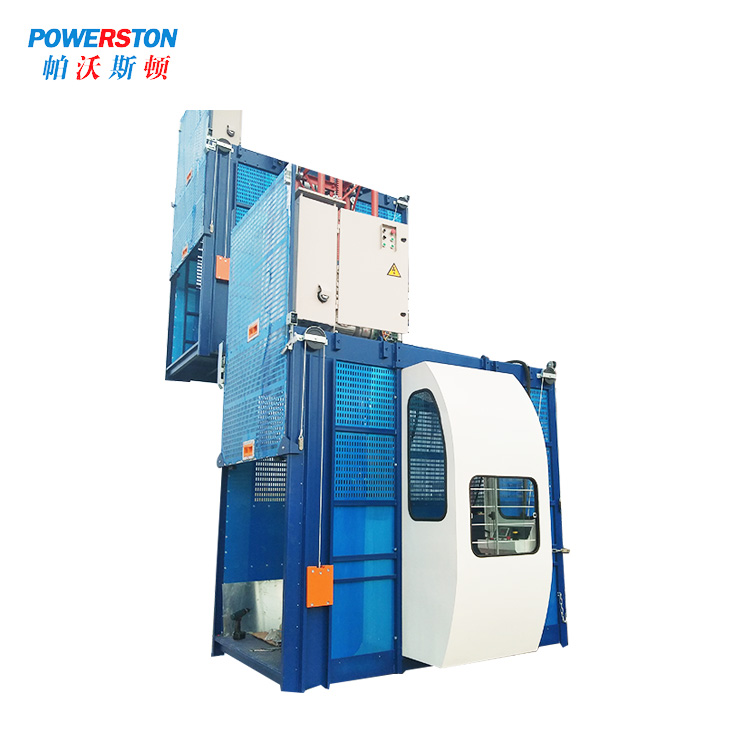 Powerston top used man lifts for sale company for high-rise building-1
