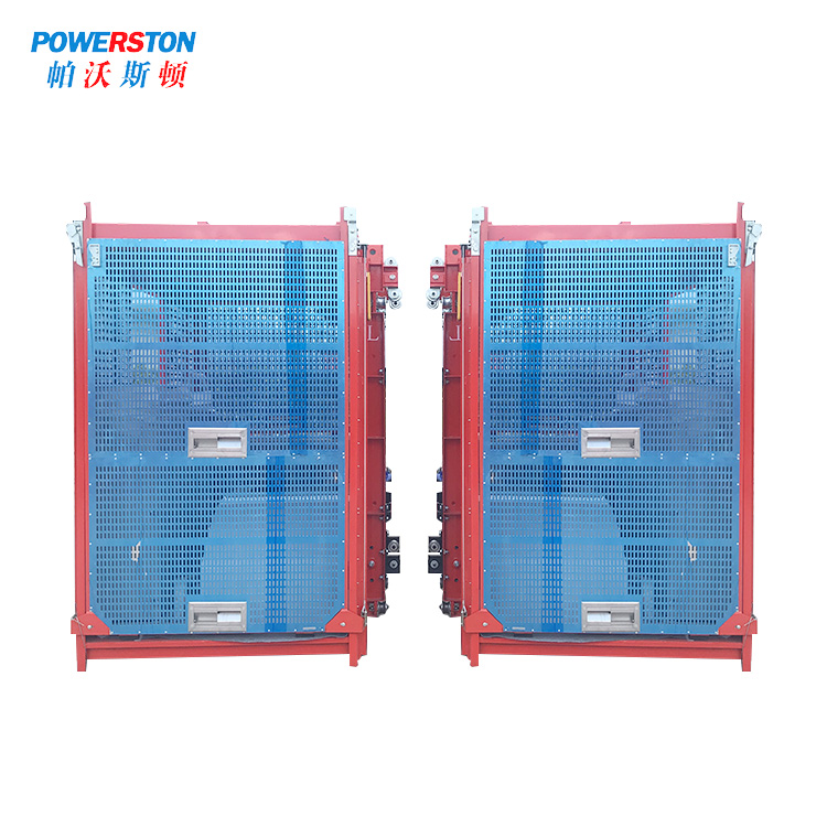 Powerston double hoist sales suppliers for chimney construction-2