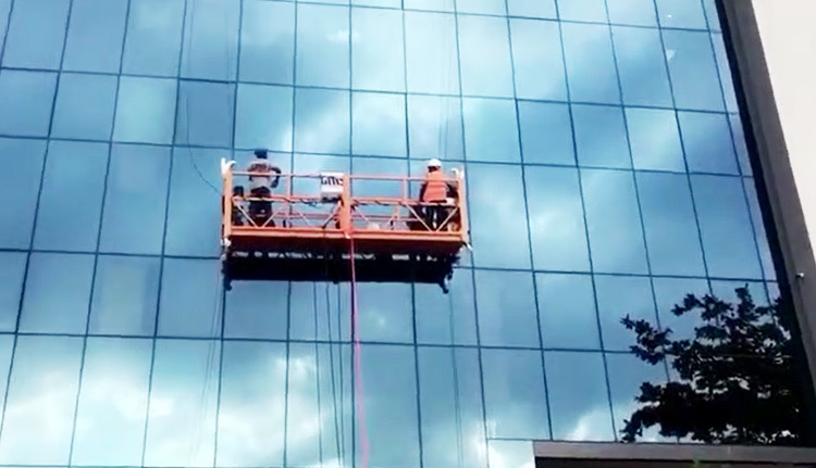 Decorative Suspended Platform Using in South Africa