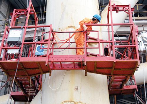 Powerston Suspended Platform Manufacturers