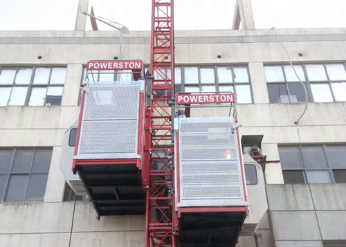 Hoist Elevator Application