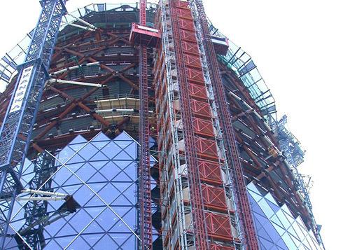 Construction Elevator Application