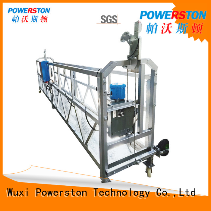 Powerston wholesale hanging scaffold systems factory for chimney construction