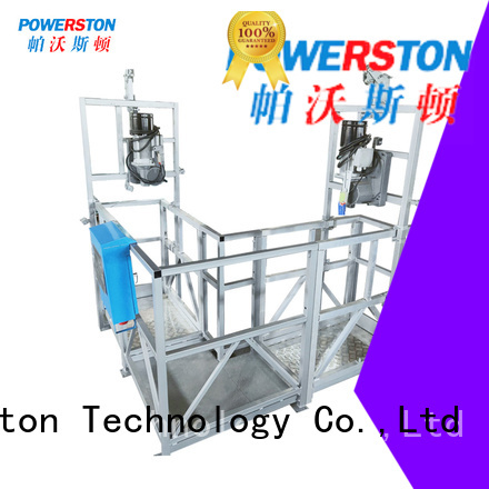 Powerston construction what is a swing stage company for high-rise building