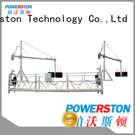 Powerston top temporary platform suppliers for construction inspection and maintenance