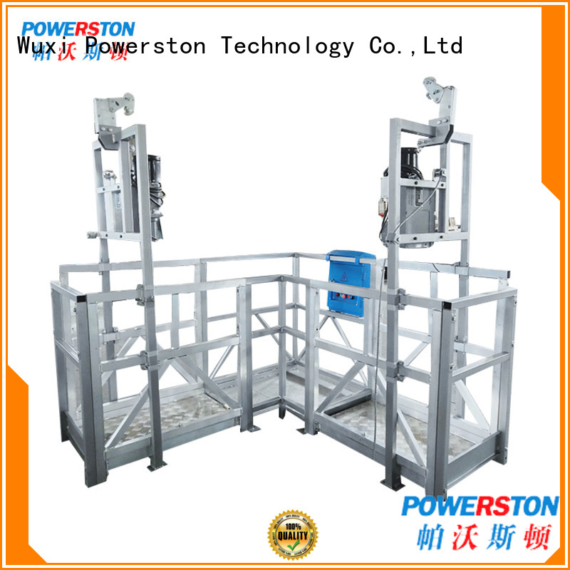 Powerston zlp800 access equipment for business for window cleaning