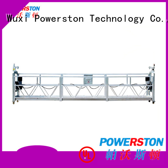 Powerston latest aerial scaffolding manufacturers for chimney construction