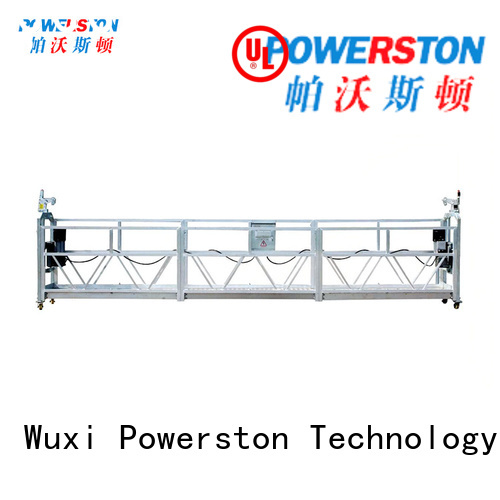Powerston new swing stage equipment supply for bridge construction
