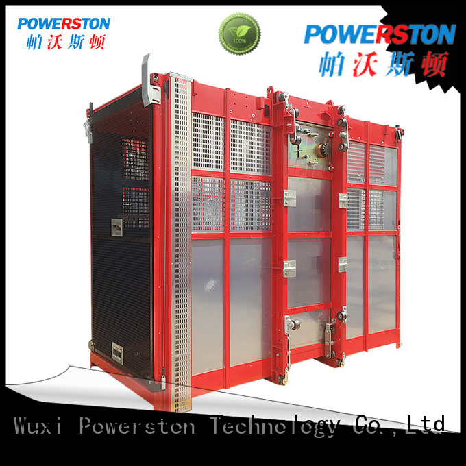 Powerston single construction man lift for business for window cleaning