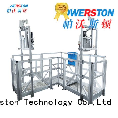 Powerston cleaning what is cantilever scaffolding supply for high-rise building