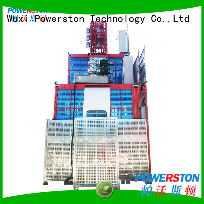 material hoist hire material suppliers for high-rise building