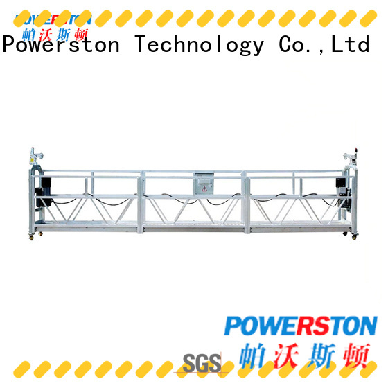 Powerston suspended platform bed factory for bridge construction
