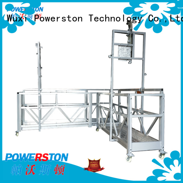 Powerston series 2m work platform for business for chimney construction