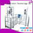 new swing staging inc zlp630 for high-rise building
