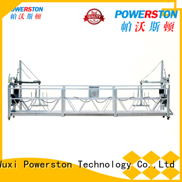 Powerston latest stage scaffolding suppliers for window cleaning
