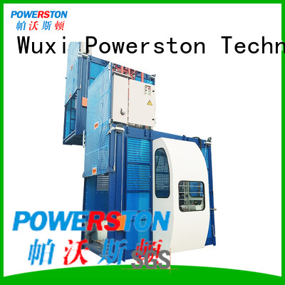 Powerston custom 10 ton hoist manufacturers for construction inspection and maintenance