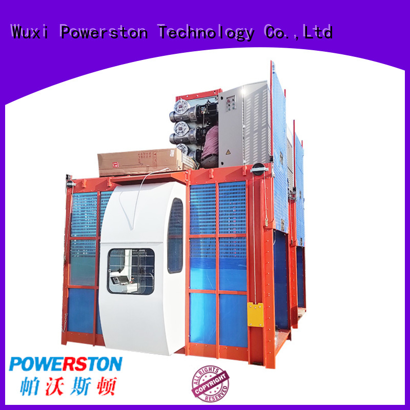 Powerston top electric man lift for business for window cleaning