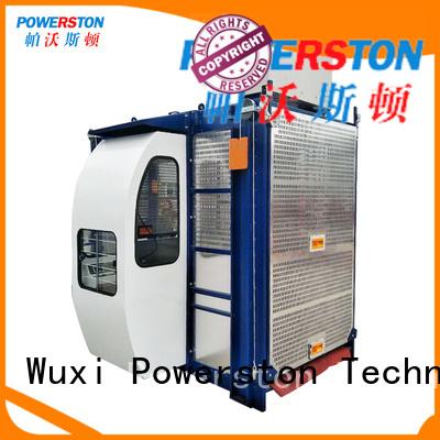 Powerston wholesale hoist sales company for bridge construction