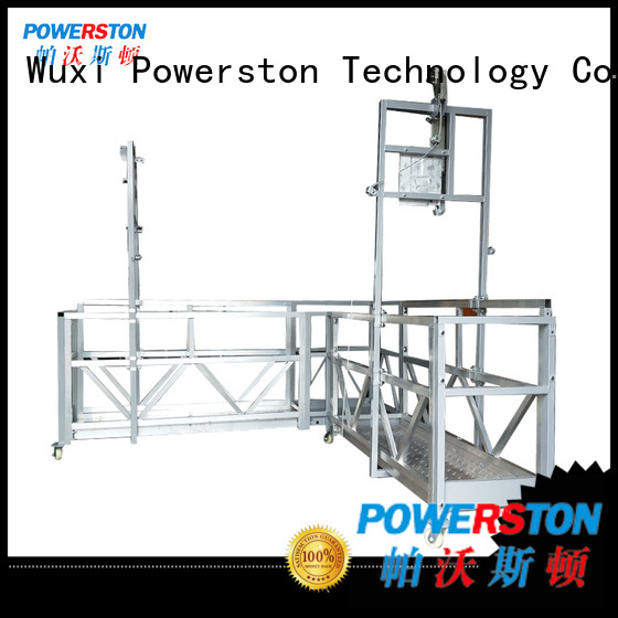 Powerston best sky climb factory for window cleaning