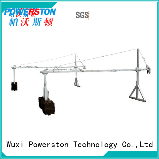 Powerston wholesale suspended working platform manufacturers for high-rise building